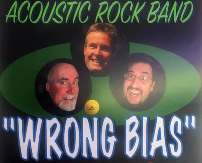 The Wrong Bias – Acoustic Rock Band Friday 26th March
