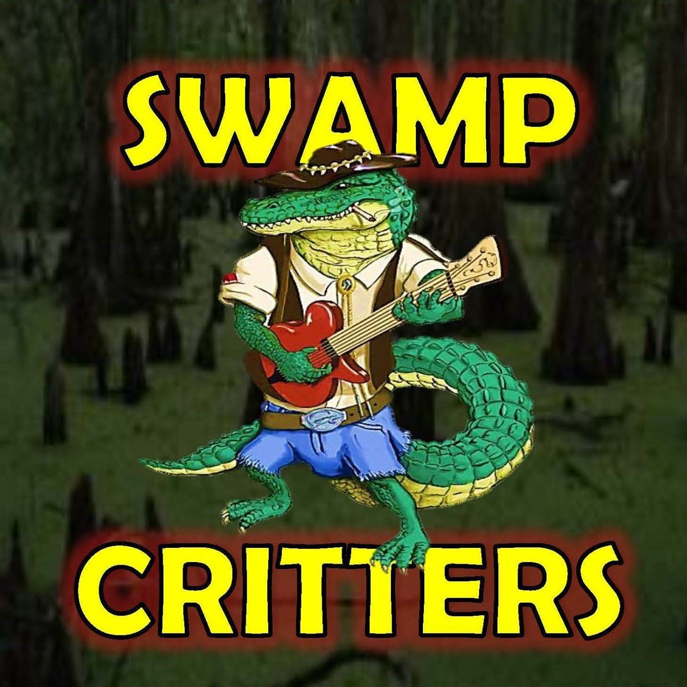 SWAMP CRITTERS LIVE – Saturday 19th