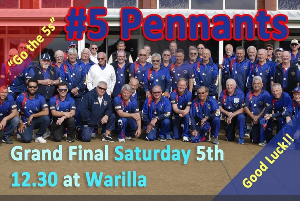 #5 Pennants through to Grand Final – Go Woonona
